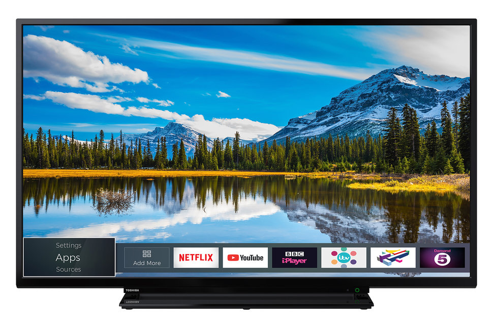 Toshiba announces 2018 4K HDR TV choices, with OLED, Dolby Visi