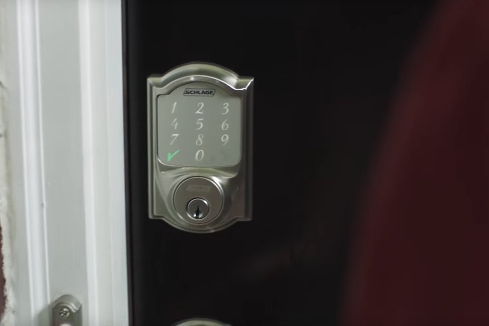 Alexa Unlock Door Schlage Deadbolts Gain New Voice Unlocking