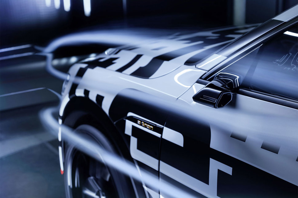 Audi e-tron will be super-streamlined and have world\'s first ...