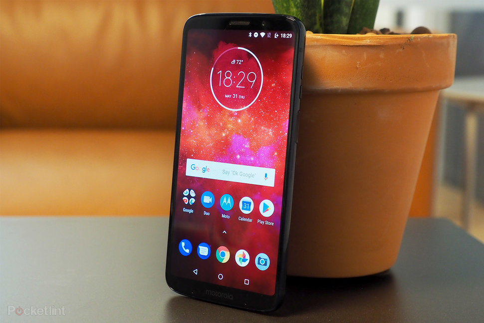 check out e9493 9bacc Motorola Moto Z3 Play