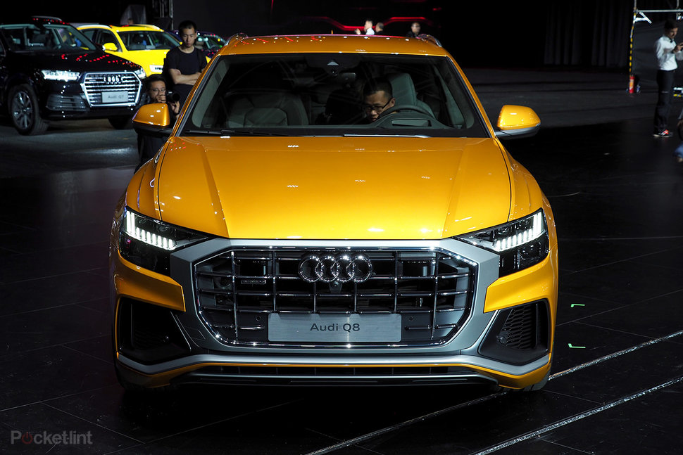 Here S The Audi Q8 In Pictures How Good Is The New Premium Suv