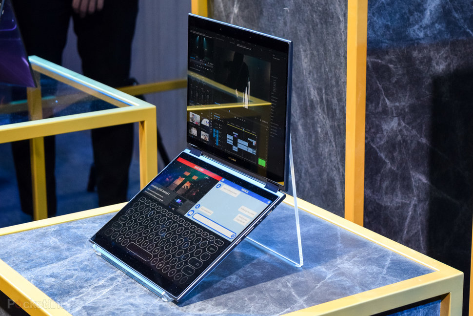 Asus Precog initial review: Beautiful concept notebook with dua