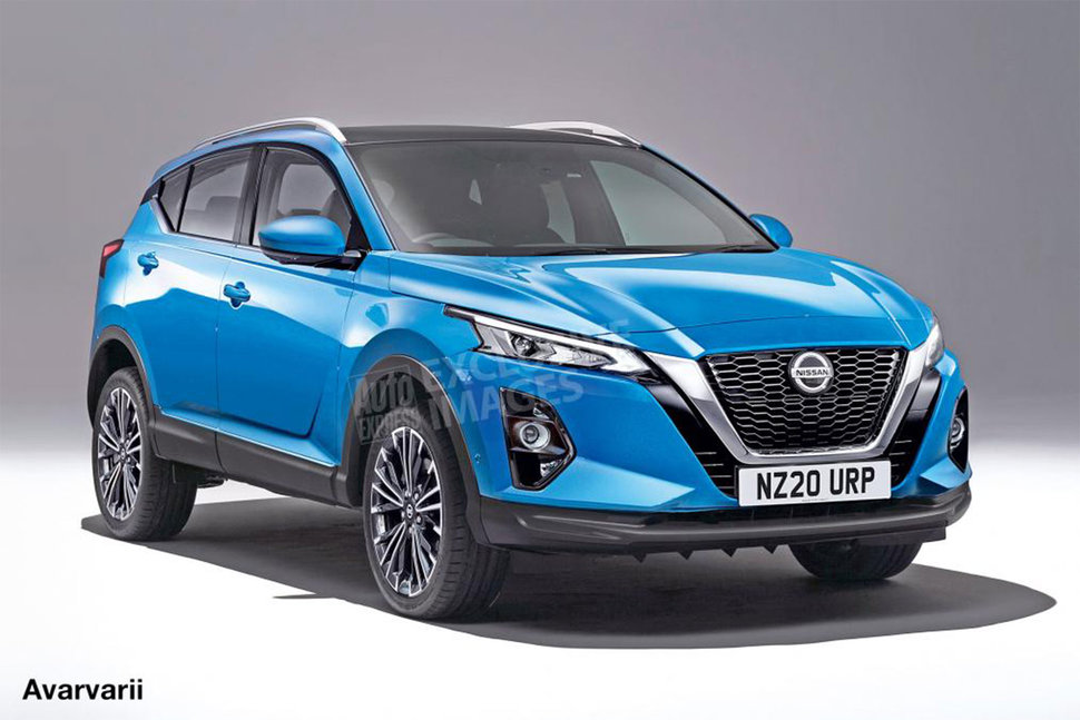 Nissan Qashqai to get facelift and new hybrid powertrains ...