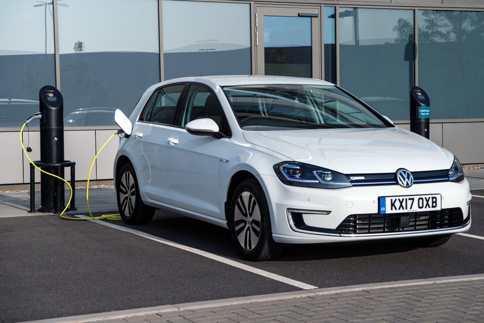 Volkswagen e-Golf review: An electric, emission-free Golf?