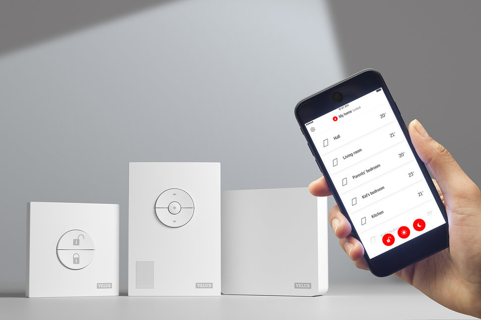 Let Siri Control Your Windows And Blinds Through Velux