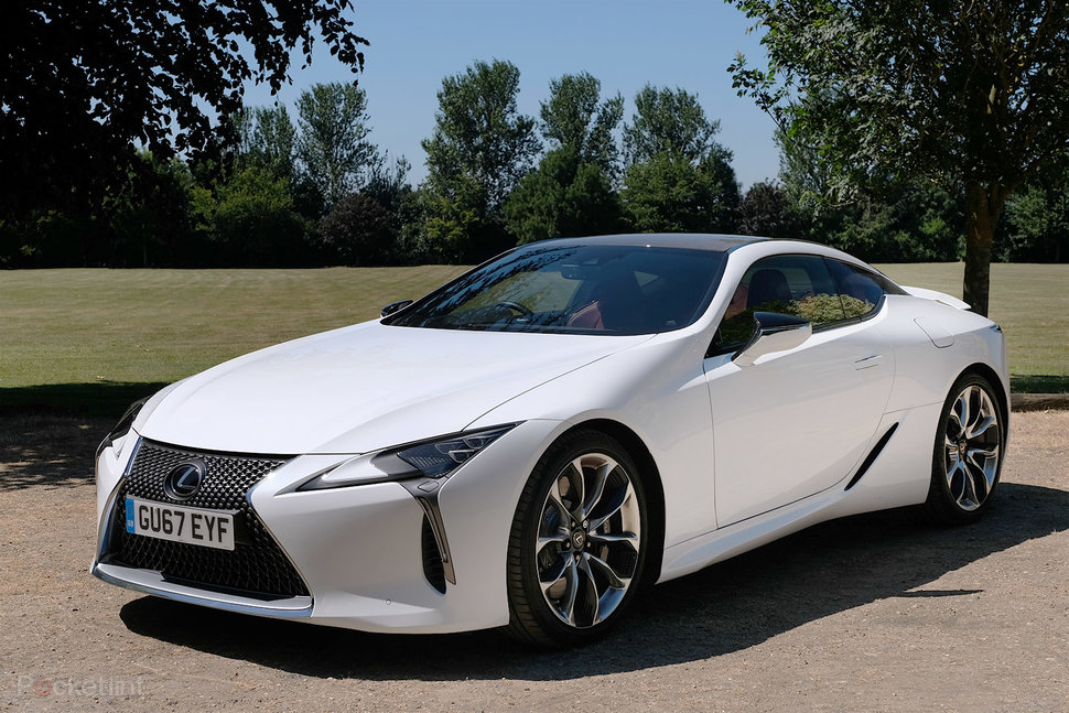 מרענן Lexus LC500 review: A rare and wonderful beast PY-98