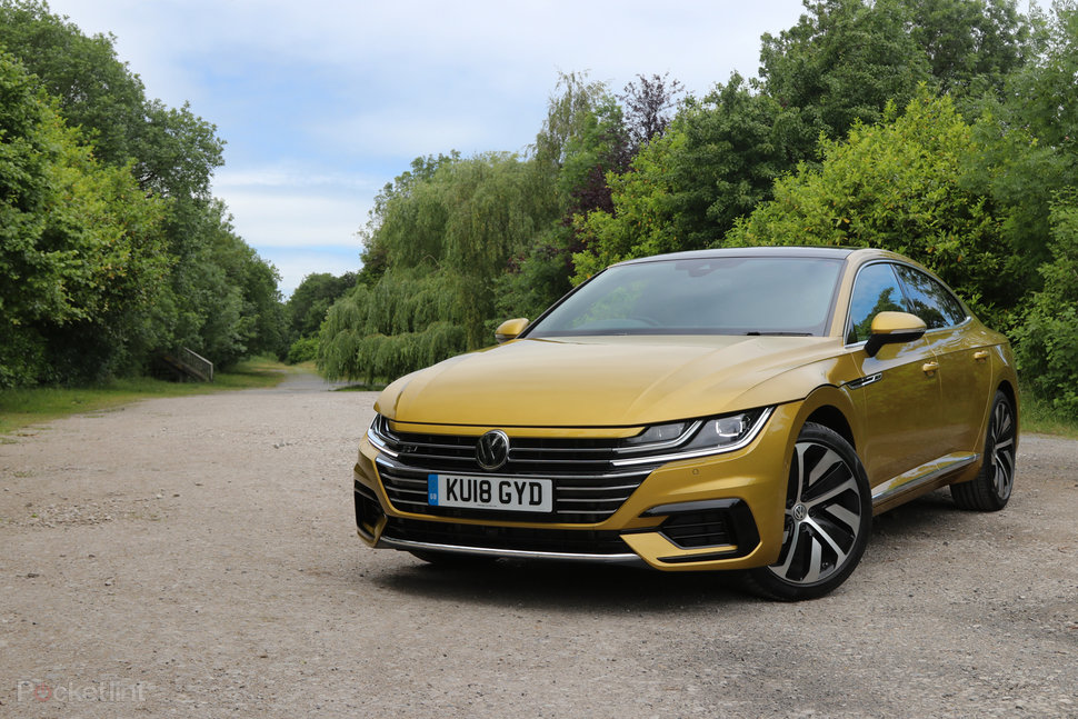 Volkswagen Arteon Review Lead Image 1