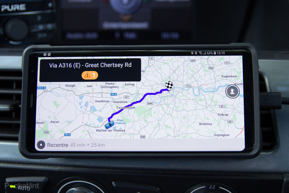 Waze tips and tricks