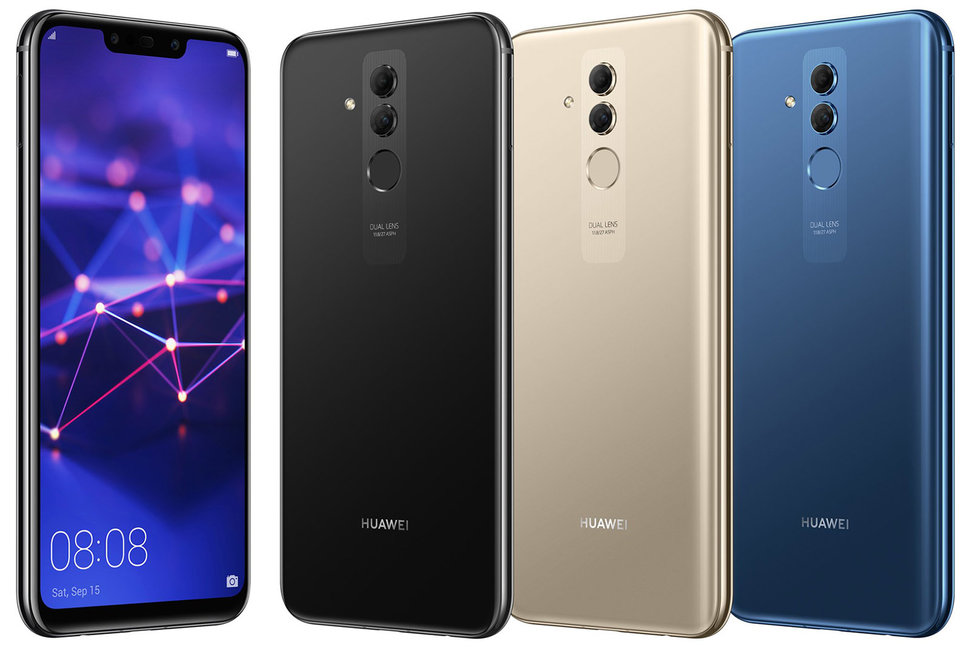 Image result for Huawei Mate 20 Lite  pic