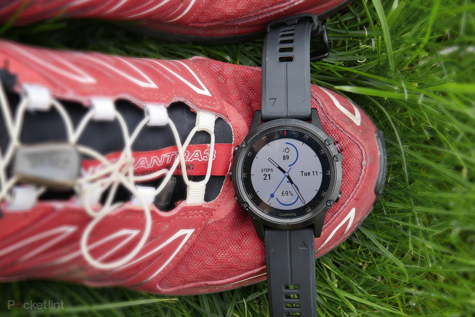 Garmin Fenix 5 Plus Review The Best Smart Sports Watch