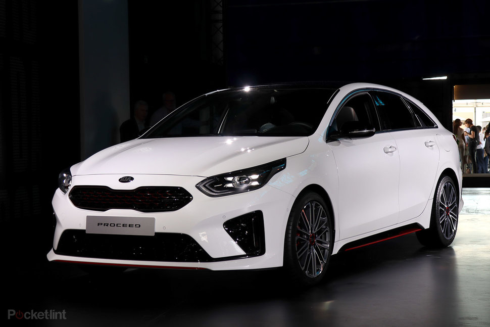 Kia Hybrid Car >> This is the Kia ProCeed in pictures: Outsmarting the estate?