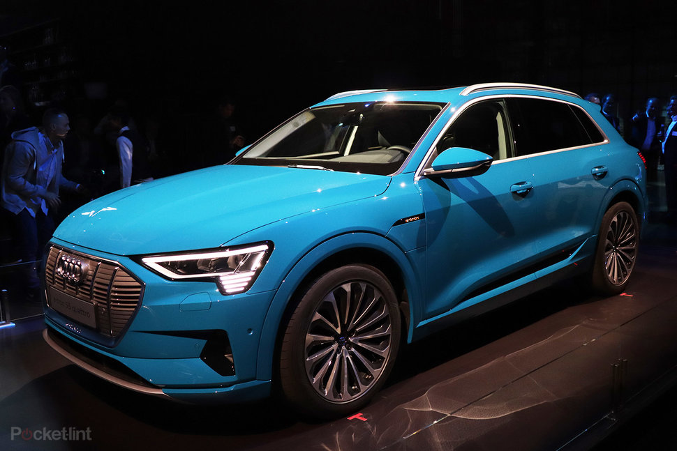 Audi Etron In Pictures Audis First Allelectric SUV - All audi cars