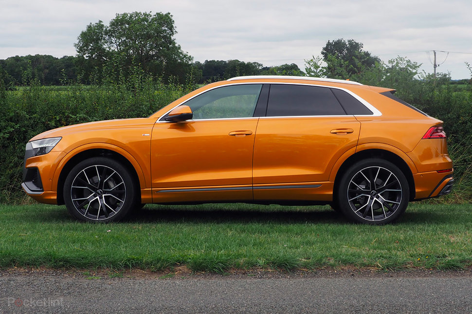 Audi Q8 Review An Imposing Premium Suv Pocket Lint