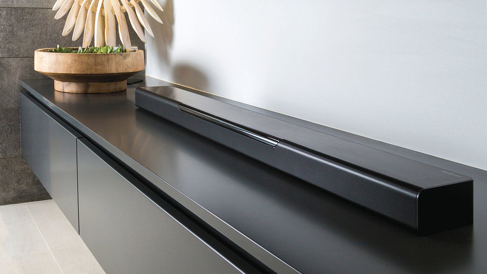 yamaha musiccast bar 400 soundbar review. Black Bedroom Furniture Sets. Home Design Ideas