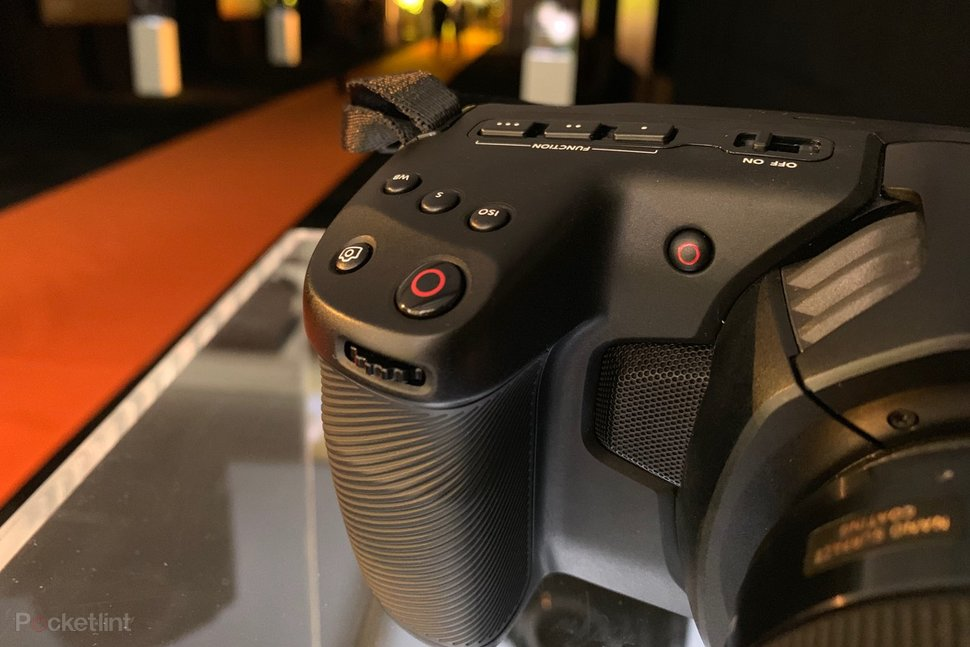 Why Blackmagic's Pocket Cinema Camera 4K is so exciting