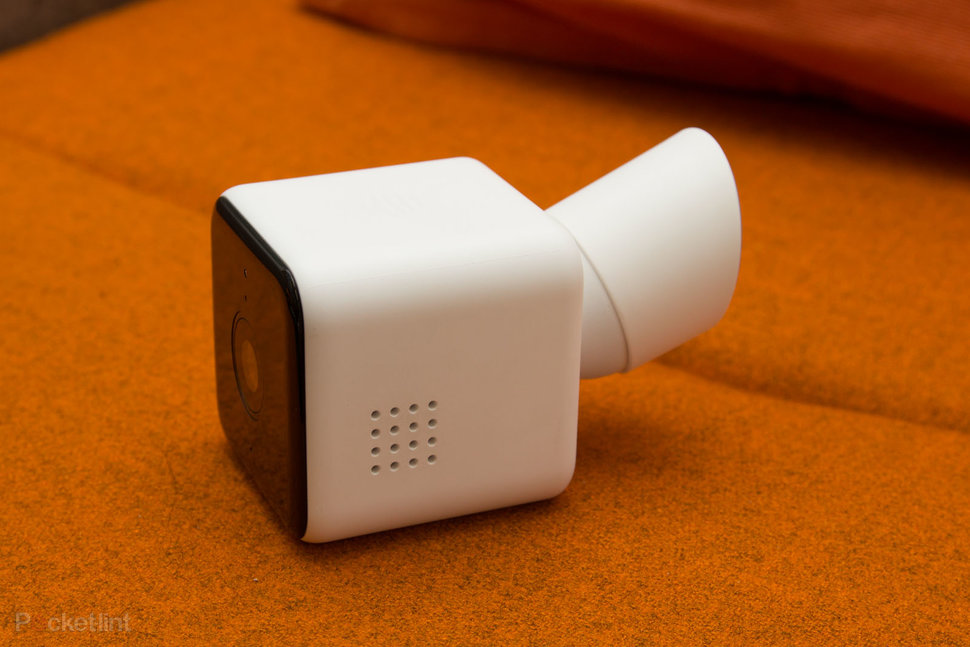 Hive View Outdoor Security Camera Detects Motion And Lets