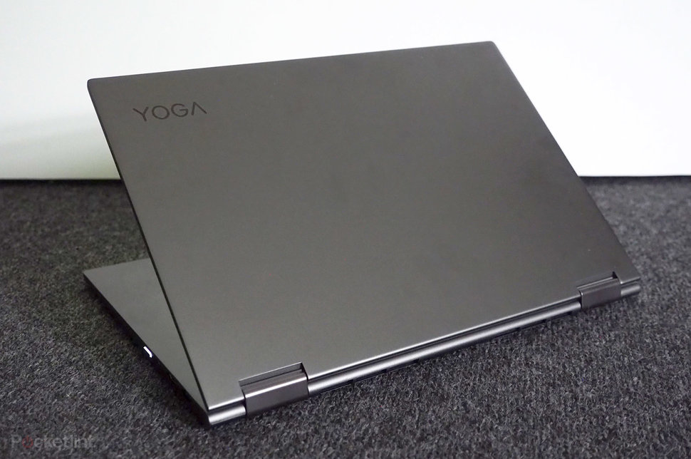 Lenovo Yoga 730 (15-inch) review: It's all about the 4K display