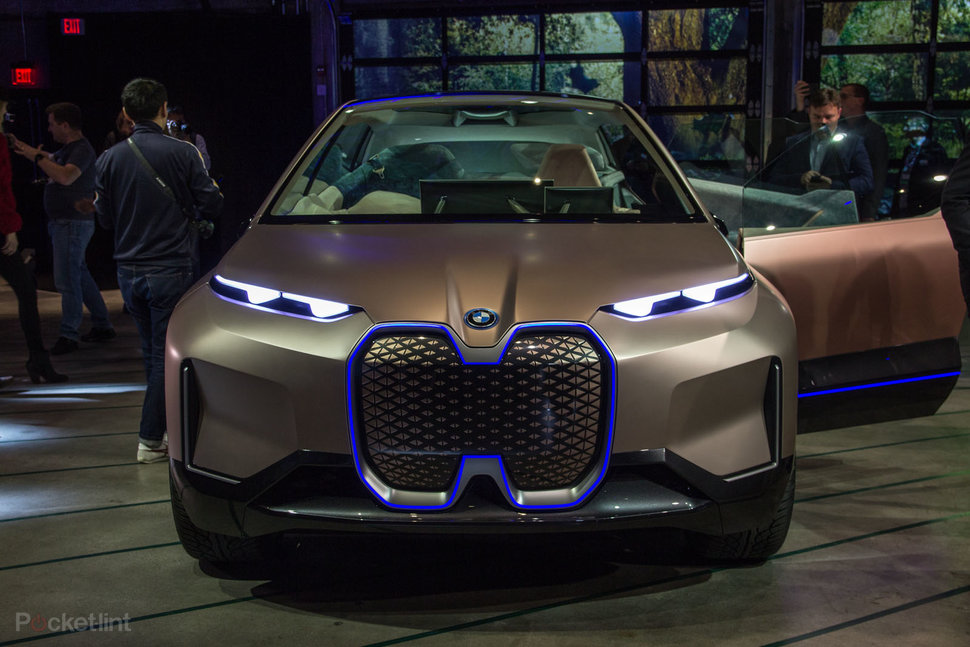bmw vision inext showcases bmw u0026 39 s 2021 autonomous electric suv