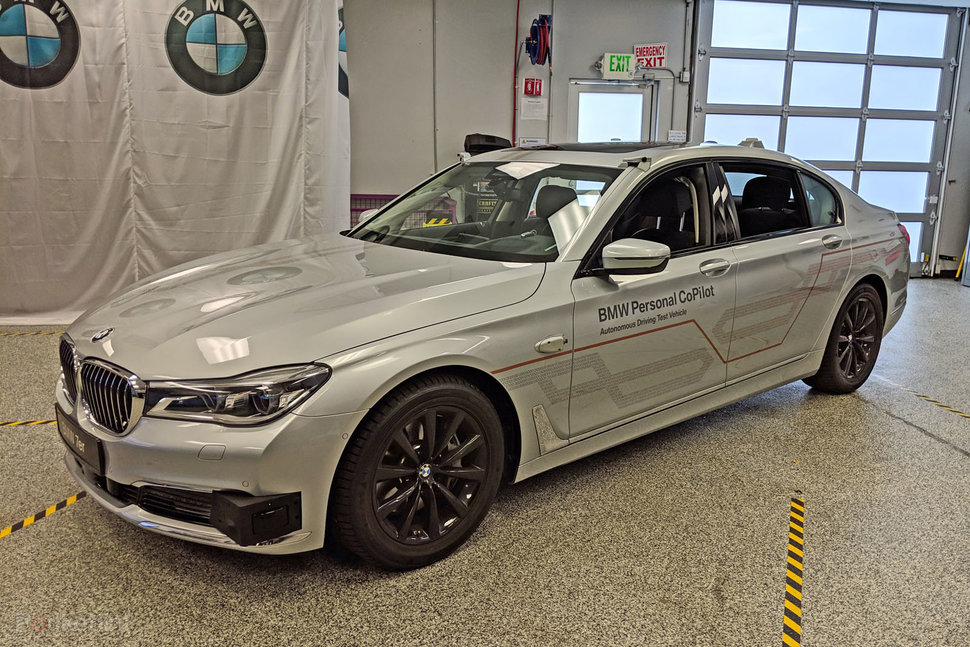 Bmw Technology How The Carmaker Is Developing Its Autonomous Driving System Image 1