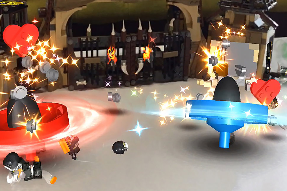 Lego Playgrounds uses ARKit to bring your sets to life