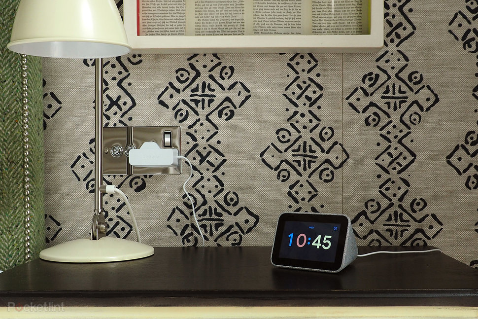 Lenovo Smart Clock review hotelafbeelding 1