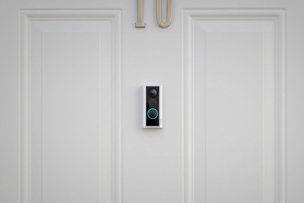 Ring Unveils Door View Cam Smart Lights And Alarm Sensors