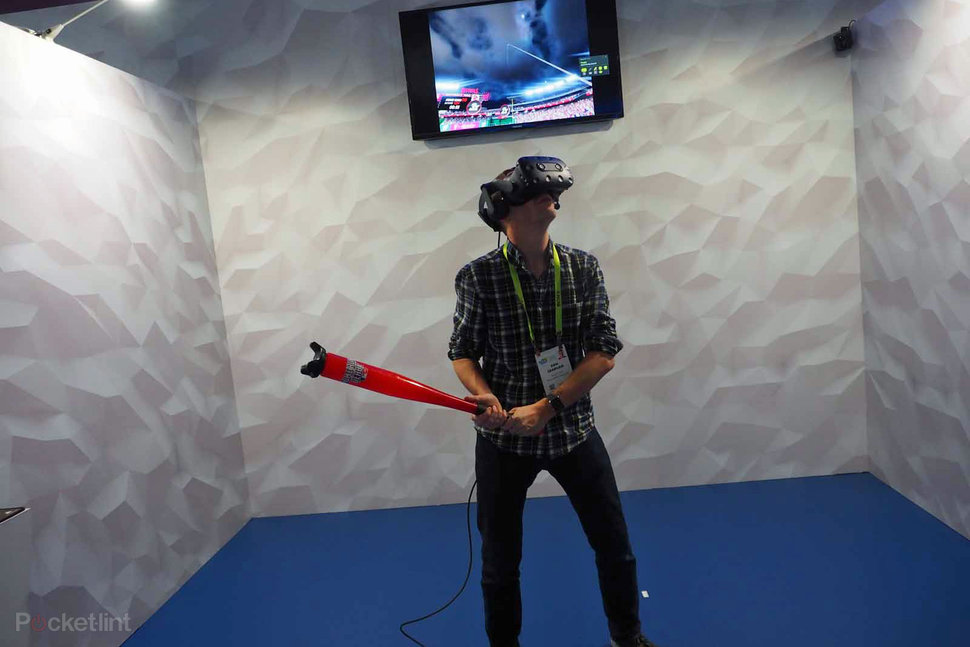 030310d4f171 HTC Vive Pro Eye initial review The future of VR is controller-free image 2