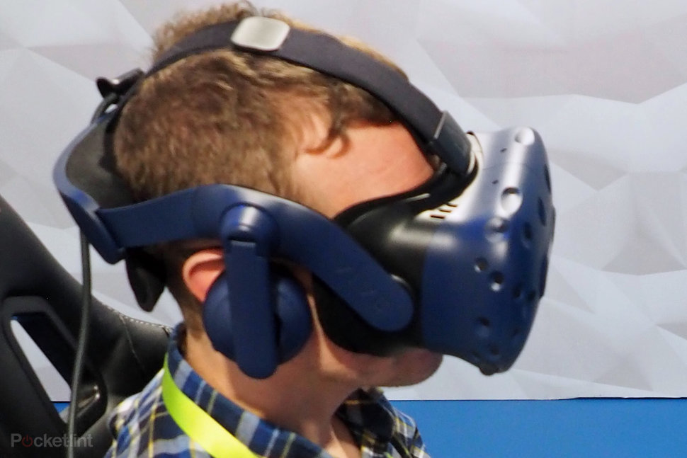 HTC Vive Pro Eye initial review: The future of VR is controller