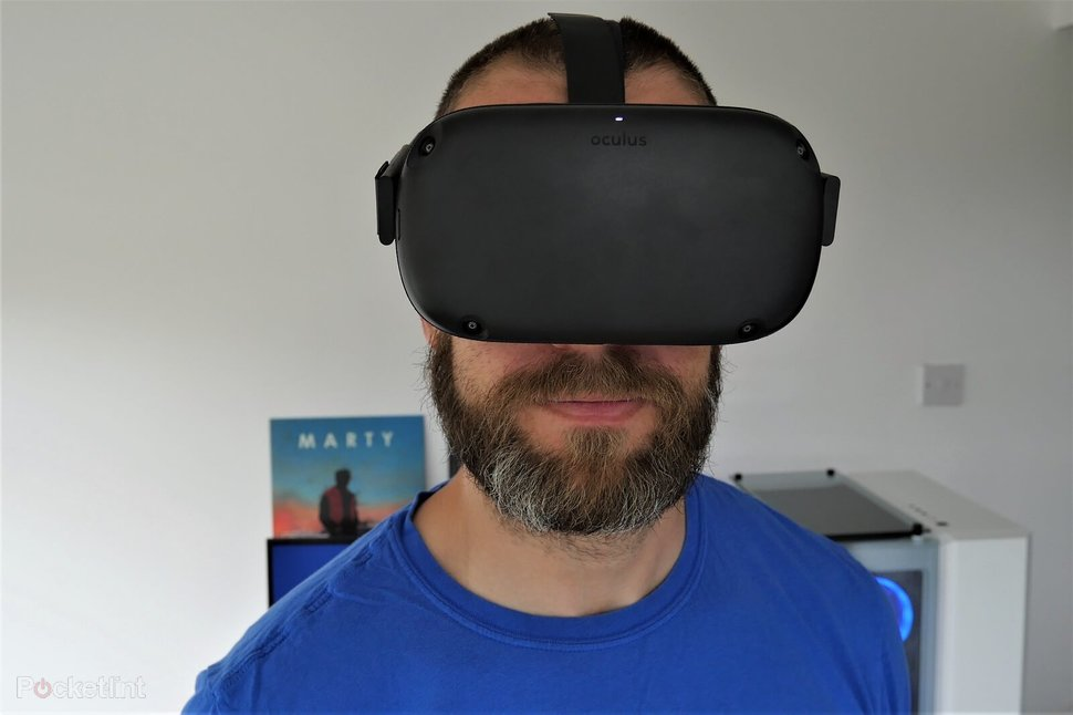 Oculus Quest Review headshots image 1
