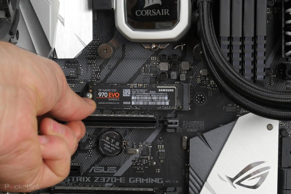 How to improve your gaming performance with blazing fast NVMe S