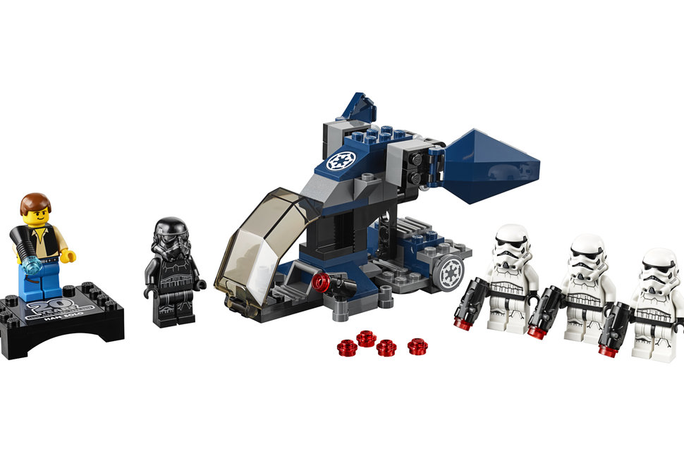 Legos 20th Anniversary Star Wars Sets Are Now On Sale