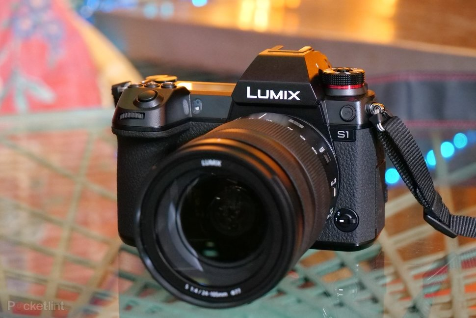 Panasonic Lumix S1 review: A formidable full-framer