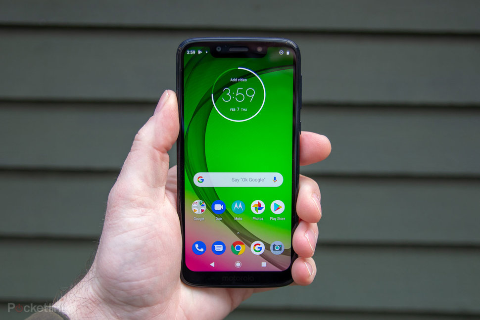 84cd41f5100 Motorola Moto G7 Play initial review: Affordable Android