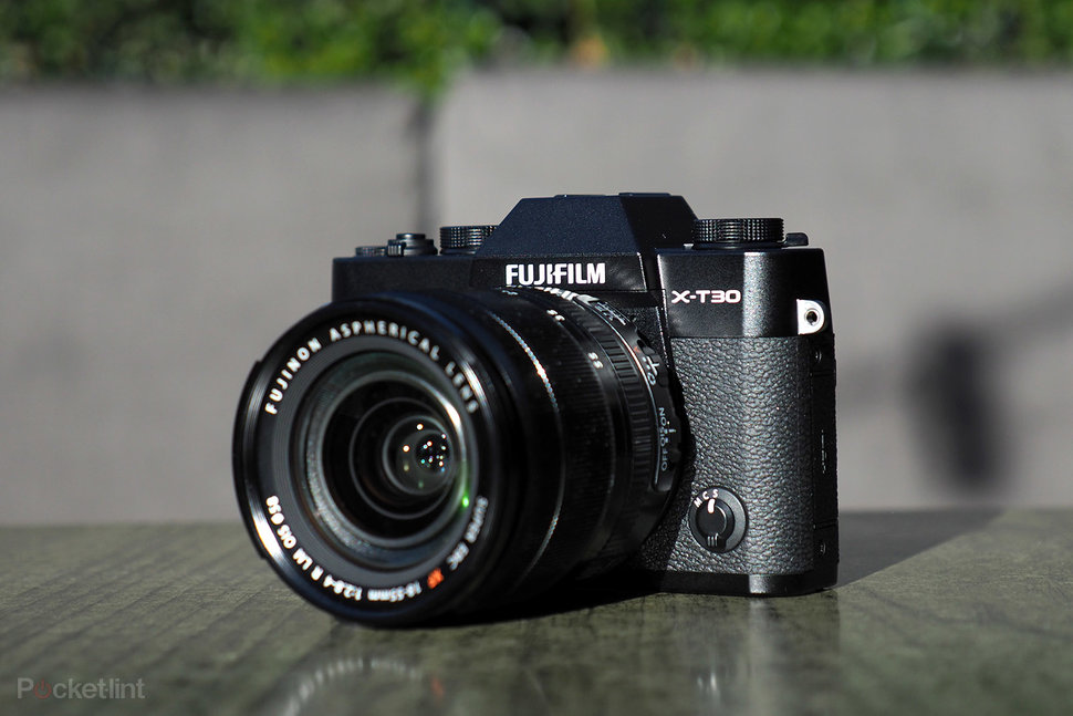 Fuji X T30 Review Pocket Lint