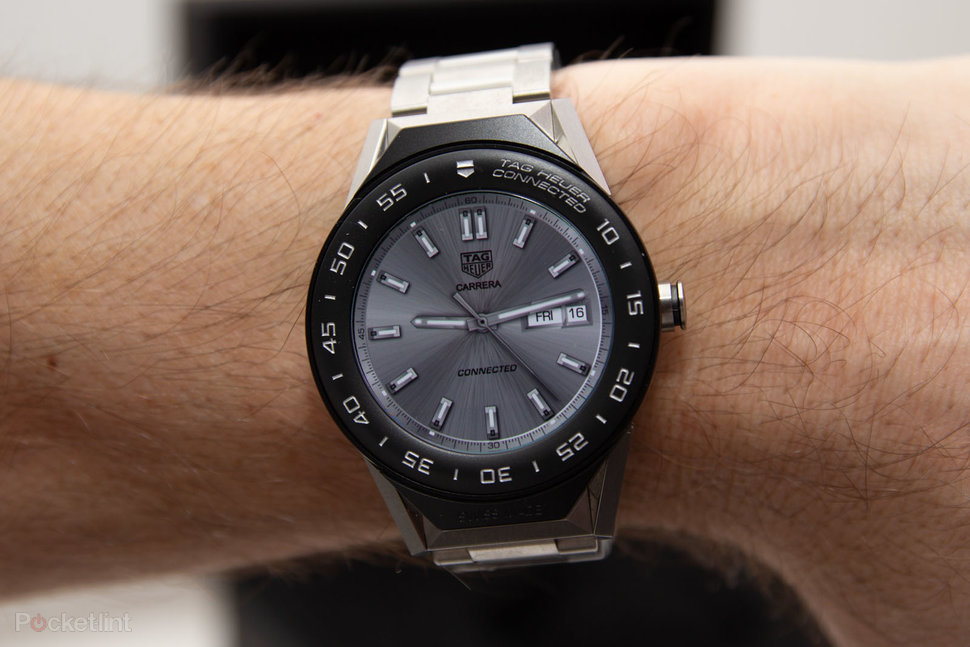 huge selection of cef15 db3e5 Tag Heuer Connected Modular 41