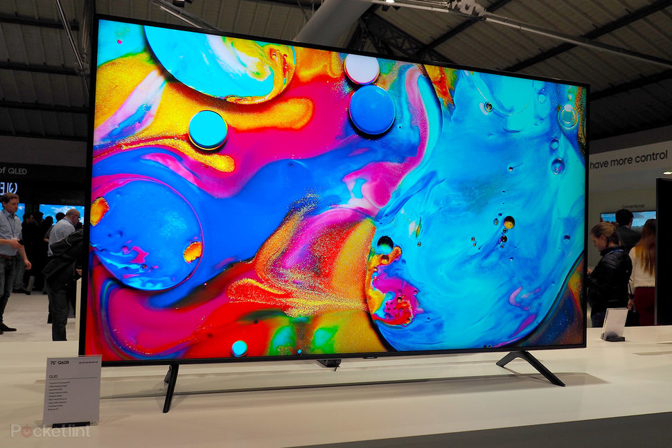 Samsung's 2019 4K & 8K QLED TVs compared