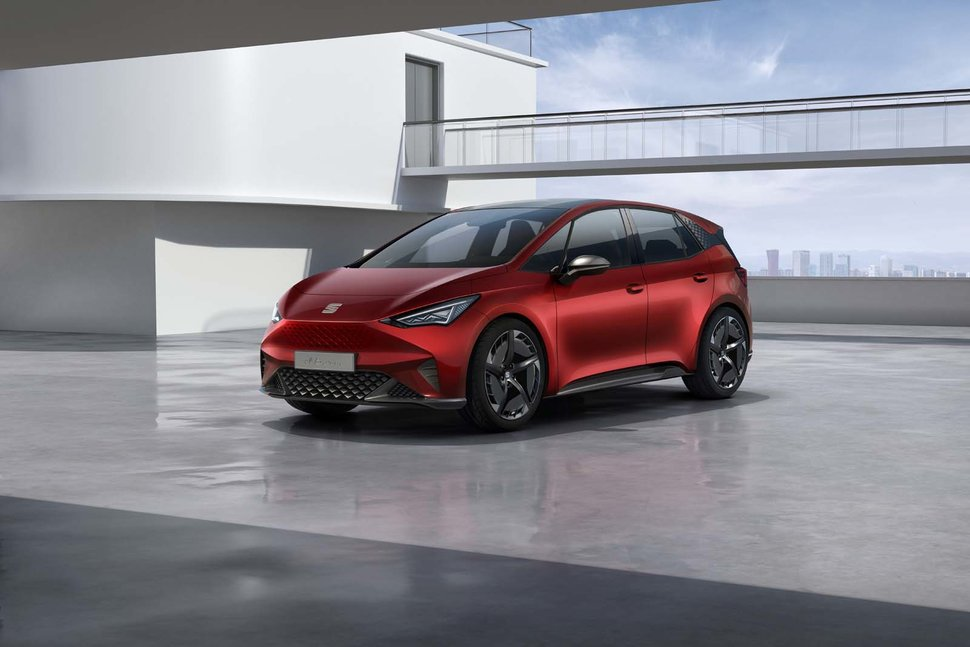 Seat El Born Concept Brings Spanish Flair To A Compact Electric Vehicle Package