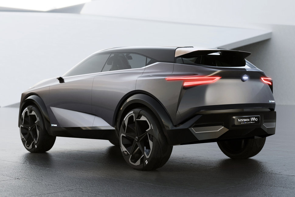 Nissan S Imq Concept Points The Way To A Future Generation Electric Qashqai