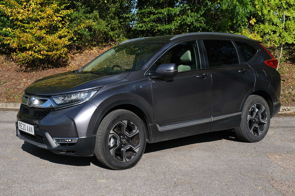 Honda CR-V Hybrid 2020 examen photo 17