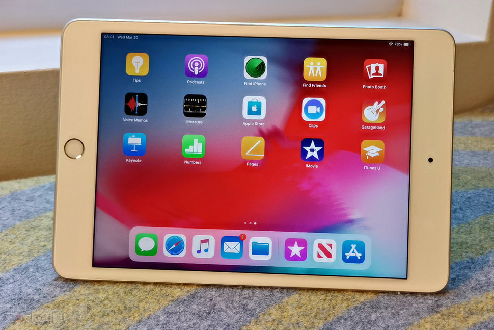 iPad mini review 2019 image 1