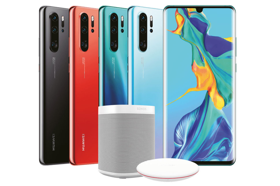 Image result for huawei p30 sonos