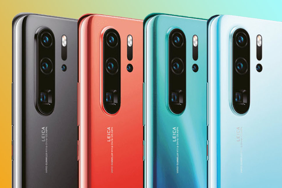 Huawei P Colours Which Is The Best P Colour For You Image