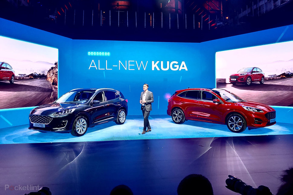 Plug In Hybrid Cars >> New Ford Kuga is the company's first car to offer mild ...