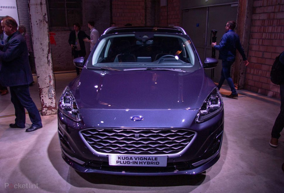 Ford Hybrid Suv >> Ford Kuga 2019 In Pictures A Closer Look At Ford S Hybrid Su