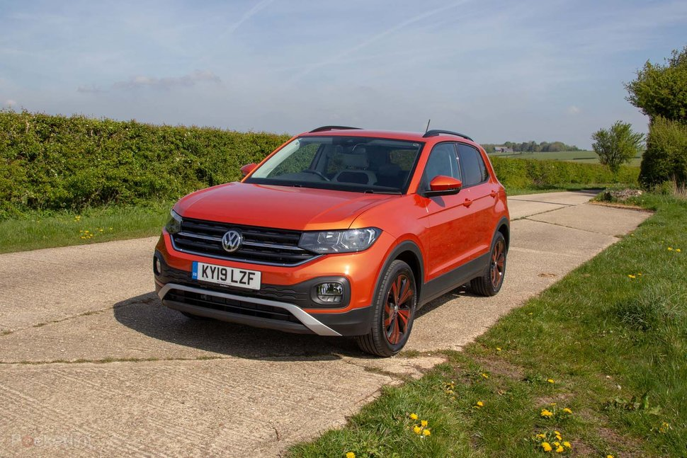 vw t cross review compact suv done the right way. Black Bedroom Furniture Sets. Home Design Ideas