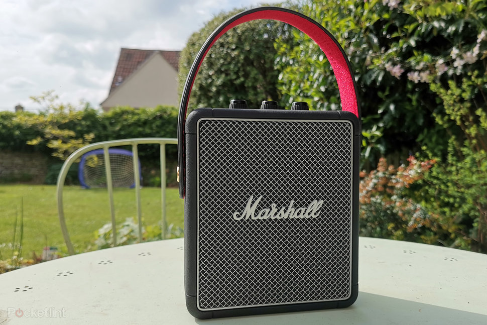 Marshall Stockwell II review Loud portability comes at a price image 1