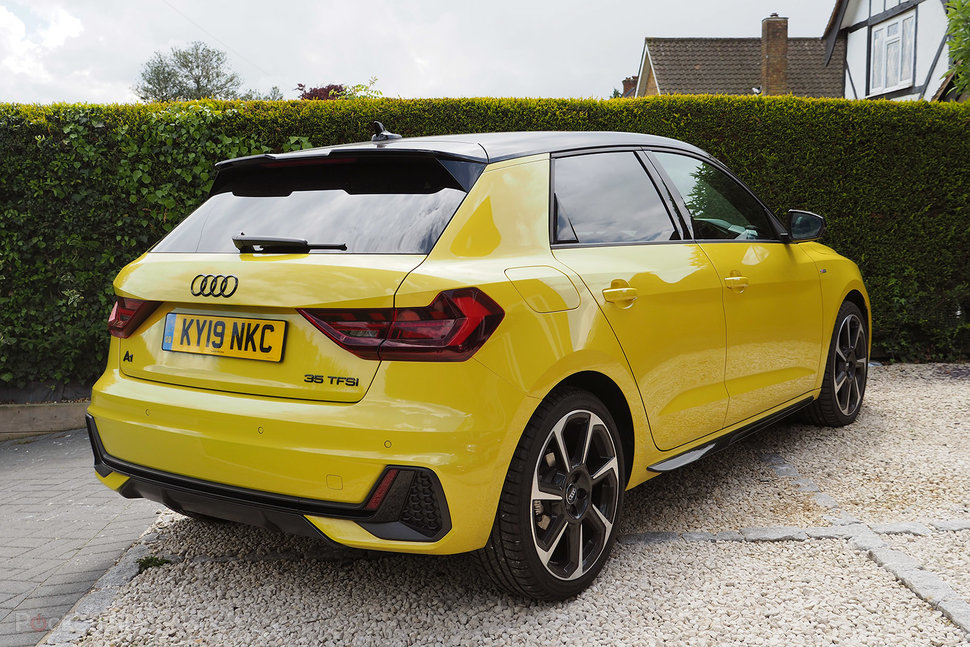 Audi A1 2019 Review Pocket Lint