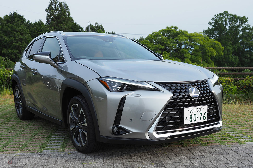 Lexus UX 250h review: Comfortable cruiser