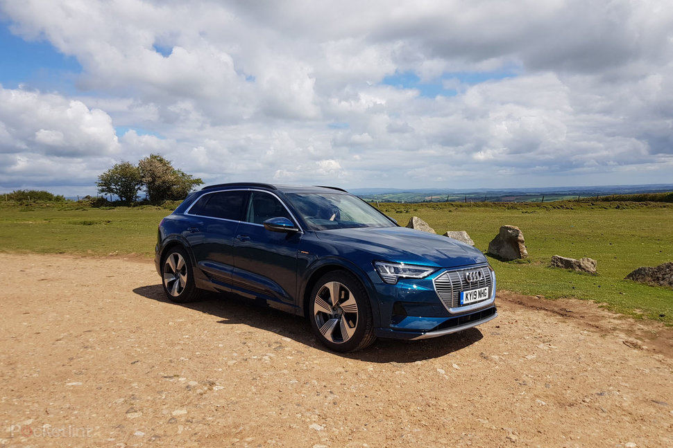 Electric dreams and range anxiety: We drove the Audi e-tron to