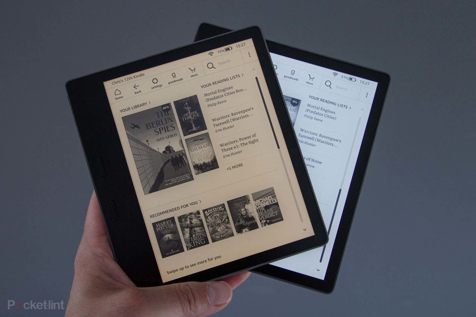Amazon Kindle Oasis (2019) review - Pocket-lint